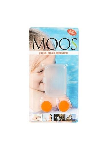 Moos Moos 2'li Çocuk Kulak Koruyucu Renksiz